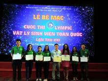 An Giang University - Second Group Prize