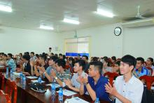 The students attended the workshop